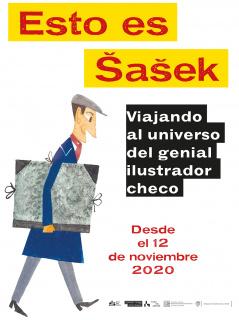 Miroslav Sasek. Esto es Sasek. Viajando al universo del genial ilustrador checo