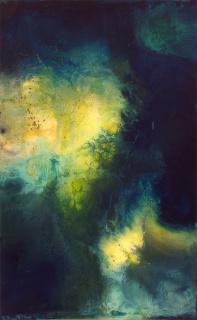 Gran nebulosa amarilla - Serie UNIVERSOS