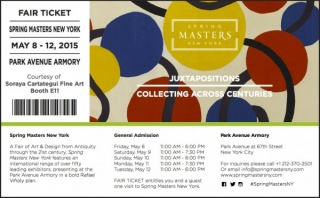 Spring Masters Show