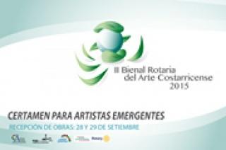 II Bienal Rotaria de Arte Costarricense