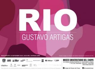 Gustavo Artigas, Rio