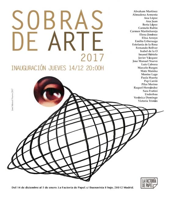 Sobras de arte 2017