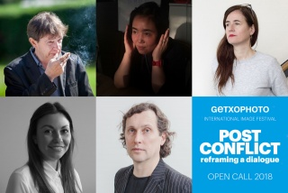 Open Call Getxophoto International Image Festival