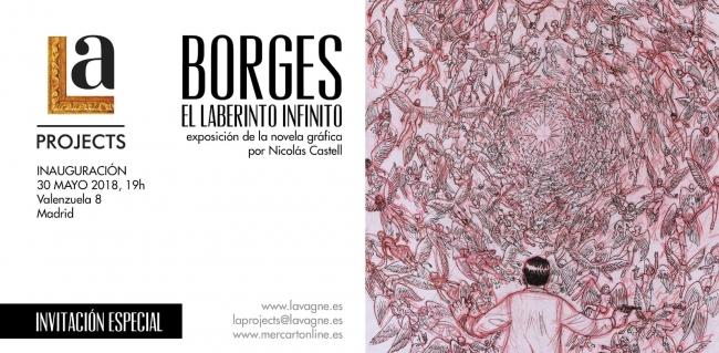 Borges. El laberinto infinito