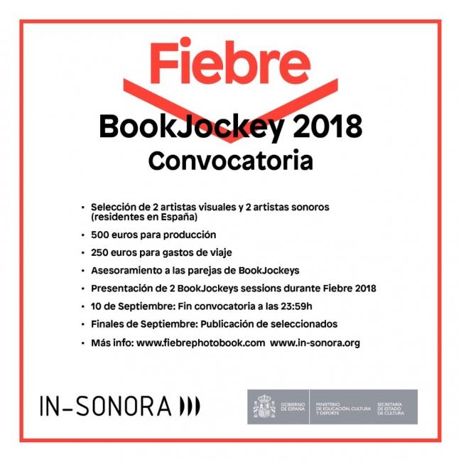 Fiebre BookJockey 2018