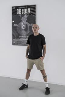 Joan Morey. Fotografía de Roberto Ruiz — Cortesía de Institut de Cultura de Barcelona