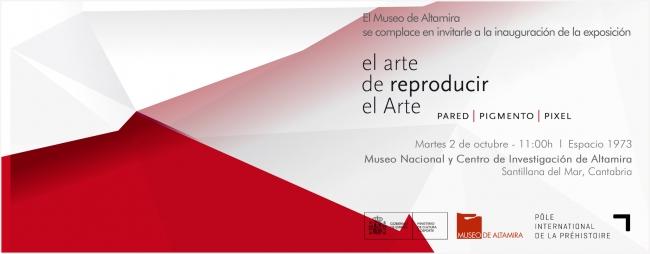 El arte de reproducir el arte. Pared, Pigmento, Pixel