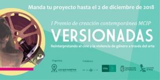 I Premio de Creación Contemporánea MCIP Versionadas