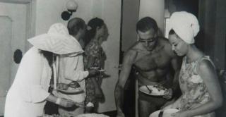 EL RUIDO Y LA FURIA.  El siglo de Fernando Díaz-Plaja (1918-2018). Imagen cortesía  Museo Gurvich