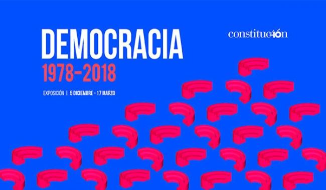 Democracia. 1978 - 2018