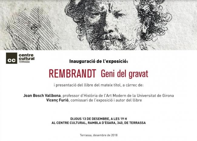 Rembrandt. Geni del gravat