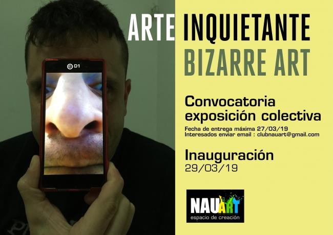 Arte Inquietante / Bizarre Art