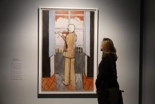 Imagen de la exposición «Un país nuevo. Henri Matisse (1869-1954)» — Cortesía del Ayuntamiento de Málaga