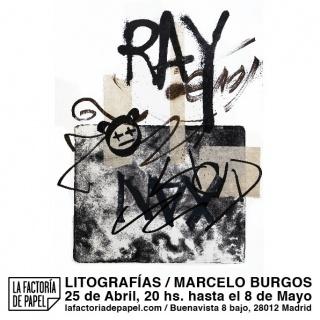 Litografías / Marcelo Burgos