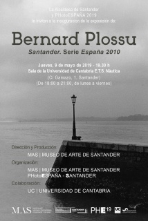 Bernard Plossu. Santander. Serie España 2010