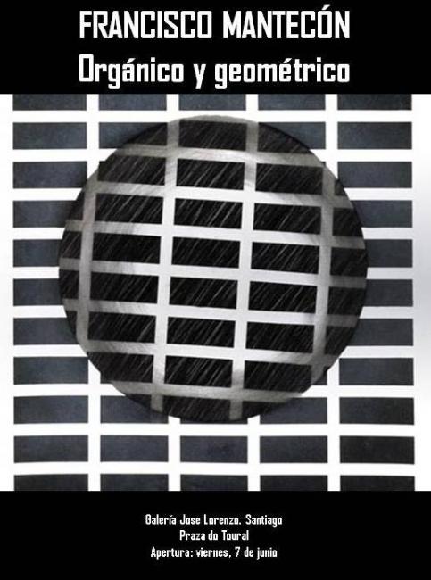 Francisco Mantecón: Orgánico y geométrico