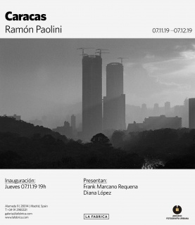 Ramón Paolini. Caracas