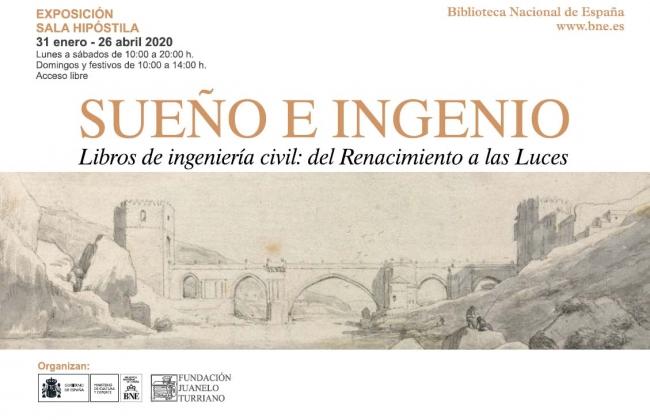 Sueño e ingenio. Libros de ingeniería civil: del Renacimiento a las Luces