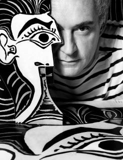 Manuel Outumuro. Ferran Adrià, 2012 © Manuel Outumuro — Cortesía de PHotoEspaña