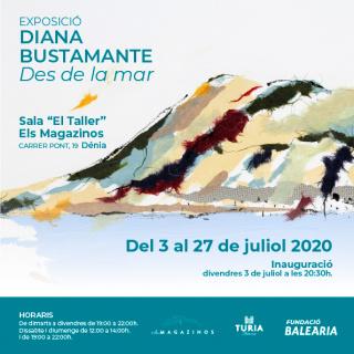 Diana Bustamante. Des de la mar