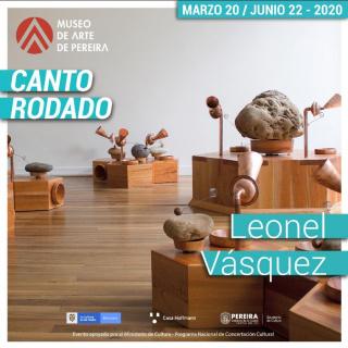 Canto rodado - Leonel Vásquez