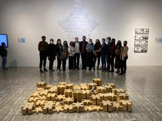Inauguración de la exposición 1