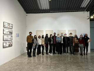Inauguración de la exposición 2