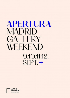 Apertura Madrid Gallery Weekend 2021