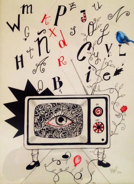 La de la tele