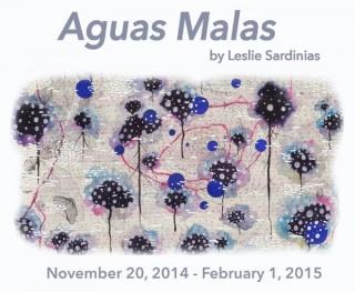 Leslie Sardiñas, Aguas Malas