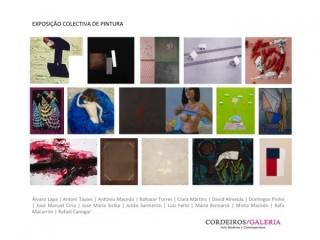 Exposição Colectiva Pintura