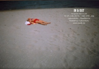IN&OUT fotografía bajo la piel