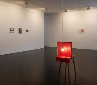 Installation view, \'Juan Araujo\'