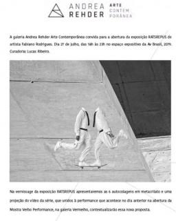 Fabiano Rodrigues, Ratsrepus