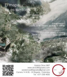 Juan Cortés, El mapa no es territorio