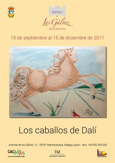 Los caballos de Dalí