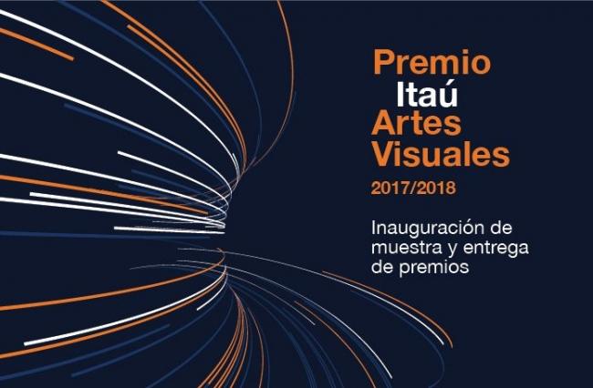 Premio Itaú de Artes Visuales 2017/2018