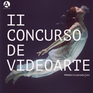 II Concurso de Videoarte. Imagen cortesía Casa de América