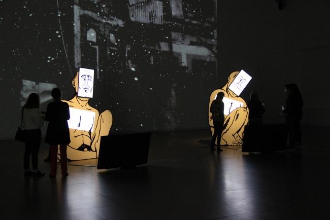 Imagen cortesía de  LABoral Centro de Arte y Creación Industrial