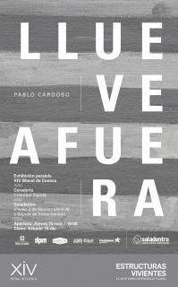 Llueve Afuera. Imagen cortesía Bienal de Cuenca