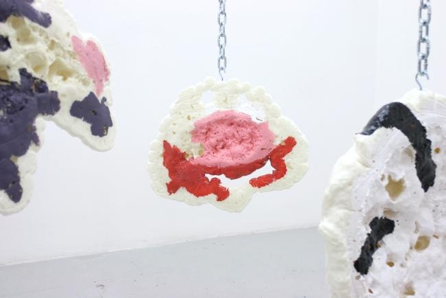 Pau Sampera - Cucciolo — Cortesía de la Galería Fran Reus