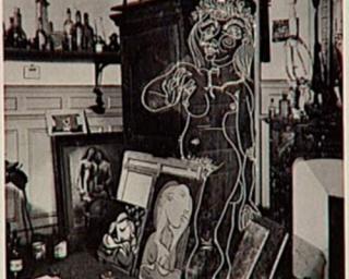 Bajo la mirada del fotógrafo. Picasso en sus talleres — Cortesía del Museu Picasso de Barcelona