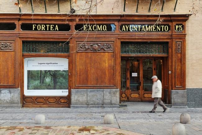 Lugares significantes. Torreón Fortea. Foto: Vahö studio