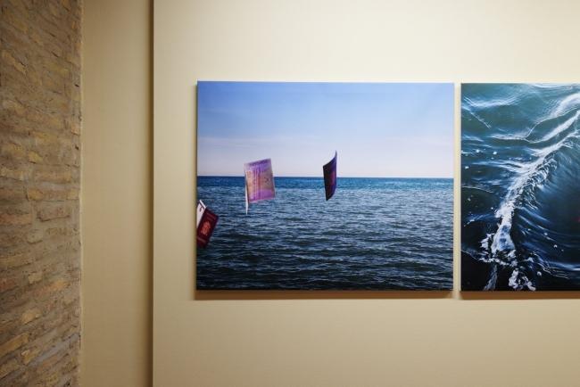 Sueños en el mar. Ricardo Calero. Foto: Vahö studio