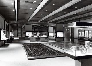 Museu Calouste Gulbenkian Galeria do Oriente Islâmico, 1970
