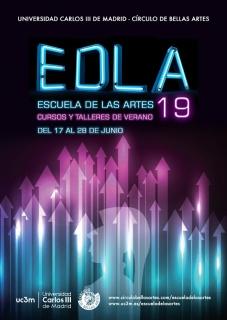Escuela de las Artes 2019