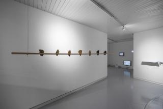 Exhibition View. Latitude, Gema Rupérez