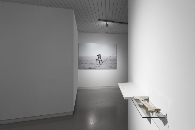 Exhibition View. Latitude, Gema Rupérez. Foto : Bruno Lopes