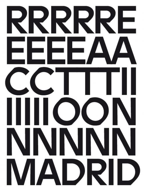 Logo Reaction Madrid