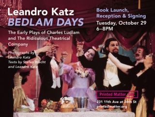 Bedlam Days: The Early Plays of Charles Ludlam and The Ridiculous Theatrical Company